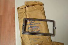 1949 Plymouth Special Deluxe P-17 P-18 NOS Parking Light Lamp Bezel Mopar NEW !