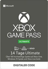 Xbox Game Pass Ultimate 14 Tage Xbox One / PC Win 10 Code