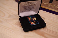 Zippo Pièce de collection Elvis-He Dared to rock-Limited #top RARE #