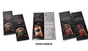 Doulton Liqueur Chocolate In Three Different Flavours Pack Of 2 Gift Brand New