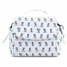 Loungefly Disney Mickey Mouse Pastel Poses Cartoons Crossbody Bag Purse WDTB1925