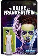 UNIVERSAL MONSTERS-BRIDE OF FRANKENSTEIN (REACTION FIGURE) NEW
