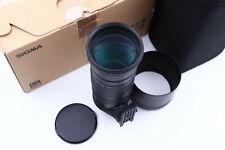 Sigma 120-300mm f2.8 apo ex DG os (Nikon)