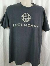 Legendary Pictures Movie Entertainment Production Company Shirt Size XL