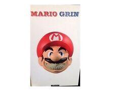 NYCC SDCC Ron English POPAGANDA Mario Grin Nintendo Super Mario Mindstyle
