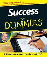 Success For Dummies by Zig Ziglar