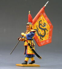 King & Country Imperial China Ic014 Marching Flag Bearer Mib