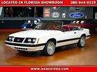 1983 Ford Mustang Convertible 1983 Ford Mustang Convertible