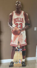 NIB Vintage 1996 Michael Jordan Upper Deck Lifesize Cardboard Cut Out Standee