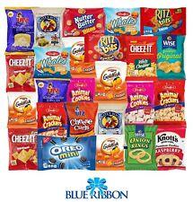 Care Package 30 Count Snack Sampler Gift Basket