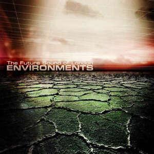 The Future Sound Of London Environments CD fsoldigital.com 2008 NEW