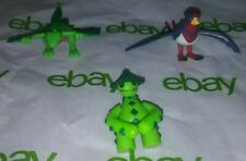 Vintage Swellow Cacturne Grovyle Nintendo Official Hasbro Action Figure Toy Lot