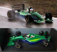 Michael Schumacher JORDAN-FORD 191 GP BELGIAN with rain tyre 1:18