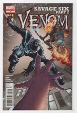 Venom #19 (Aug 2012, Marvel) Savage Six Rick Remender Cullen Bunn Lan Medina Q
