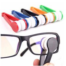 5x Lens Microfibre Optic Cleaner Glasses Clean Cloth Spectacles Eyeglasses