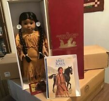 American Girl Pleasant Comp. Doll & Book Only New in Box Never removed