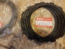 NOS Suzuki 1981-88 SP250 SP500 GN250 GV1200 1 Clutch Friction Plate 21442-37400