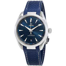 Omega Seamaster Aqua Terra Automatic Blue Dial Men's Watch 220.12.41.21.03.001