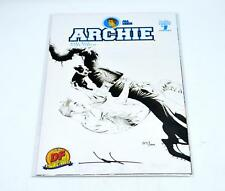 Archie Comics #1 Dynamic Forces Exclusive Black & White Cover Signed Jae Lee