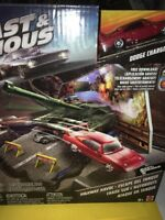 Fast and Furious Street Scene Set - With Car ~Highway Havoc NEW