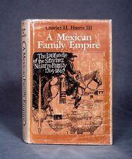 Mexican Family Empire & Largest Hacienda Sanchez Navarros 1765-1867 1st Ed Book