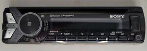 Sony MEX-N5000BT radio stereo faceplate (faceplate only)Bluetooth SiriusXM USB