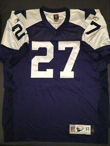 NWOT Dallas Cowboys Eddie George #27 NFL Gridiron Classic Jersey Men's Size 52
