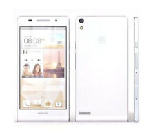 "Huawei Ascend P6 White Unlocked 4.7"" 3G 8.0MP 2GB+8GB Android Smartphone"