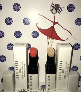 Bobbi Brown Extra Lip Tint Bare Pink or Bare Punch .08oz Full Size You Pick One