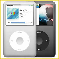 iPod Classic 4th 5th 6th 7th Gen Generation 20GB 30GB 60GB 80GB 120GB 160GB