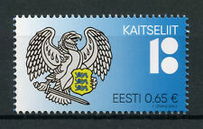 Estonia 2018 MNH Estonian Defence League 100 Yrs 1v Set Military Emblems Stamps