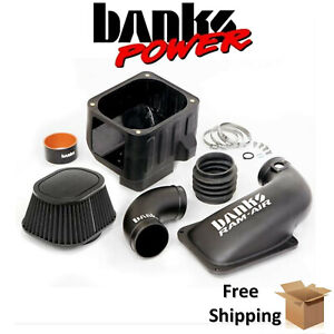 Banks Power Dry Cold Air Intake System Fits 2011-2012 GM 2500 3500 6.6L Duramax