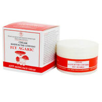 "Russian Monastery cream ""Fly-agaric"" anti-aging facial , 70 ml"