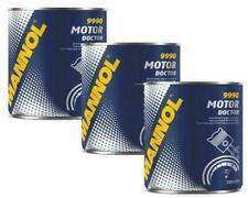 3x 350 ml MANNOL 9990 Motor Doctor Öl Verbrauchsreduzierung Erhöht Öldruck