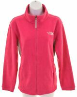THE NORTH FACE Girls Fleece Jacket 15-16 Years XL Pink Polyester  HZ16