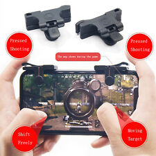 ABS+PC Mobile Gaming Trigger Fire Button Handle for L1R1 Shooter Controller 4.0
