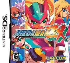 Mega Man ZX [Nintendo DS DSi, Video Game, 2D Side-scrolling Platform Action] NEW