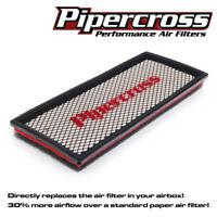 230 bhp Audi TT Mk3 2.0 TFSI 07//14/> PIPERCROSS Panel Air Filter PP1895