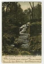 AK Melrose, Massachusetts, Middlesex Falls, 1907