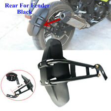 "Motorcycle 10-13"" Rear Wheel Fender Mudguard Protector Body Frame Splash Guard"