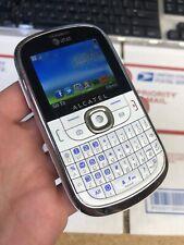 Alcatel OT-871A AT&T Smartphone Basic 3G QWERTY Keyboard Phone
