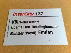 ZLS IC 137 Köln - Düsseldorf - Recklinghausen - Emden 10/2012 F4 402 12d/23