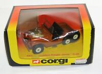 Corgi 441 Golden Eagle Jeep CJ5 Diecast Car