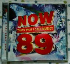 NOW 89, That's What I Call Music! - Various Artists (2 CD ALBUM, 2014)