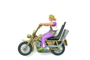 BRITAINS 9630 CHOPPER  MOTORCYCLE