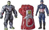 Marvel Avengers:Endgame Thanos Iron Man Captain America Hulk Electronic Gauntlet