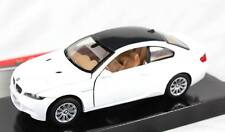 BMW M3 COUPE 2008 E92 MOTORMAX 73347 1:24 NEW DIECAST MODEL WHITE