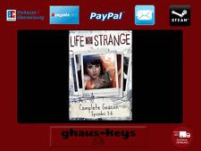 Life Is Strange Complete Season Steam Key Pc Game Download Code Neu Blitzversand