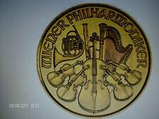 Philharmoniker 1/25 UNZE Gold - Münze Österreich  Sammler-Geschenk Symbolfoto 28