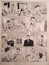 MARC AIRAIN TRES BELLE PLANCHE ORIGINALE MYSTIC ARTIMA ANNEES 1950 page 12